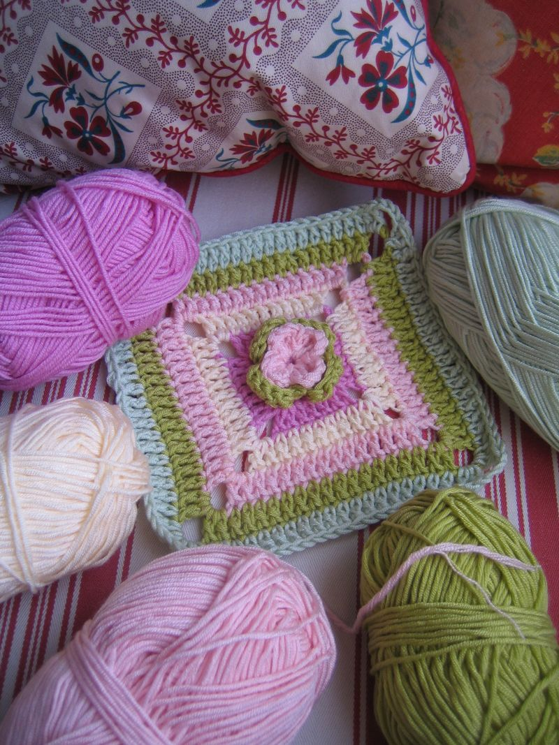 How Do You Crochet : Some basics in crochet for you, before I start showing you the pattern ...