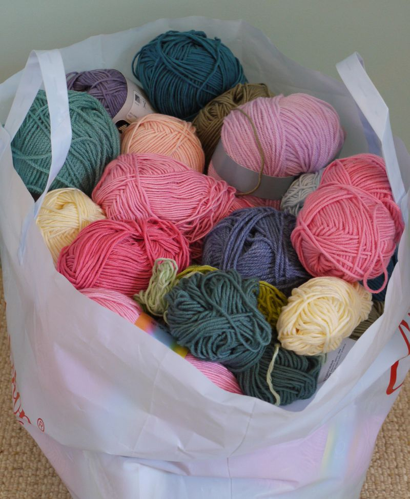 Yarn-in-bag