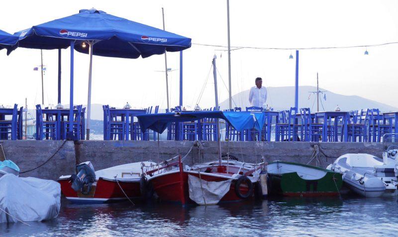 Spetses-restaurant