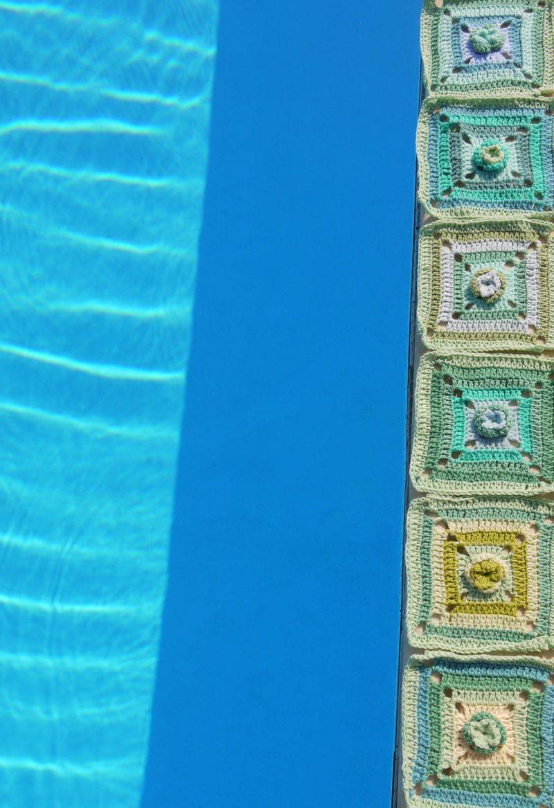 Crochet-by-pool