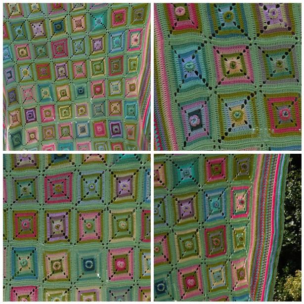 Mosaic blanket 3