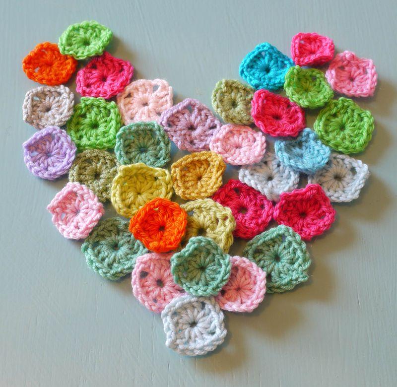 Heart,yarn