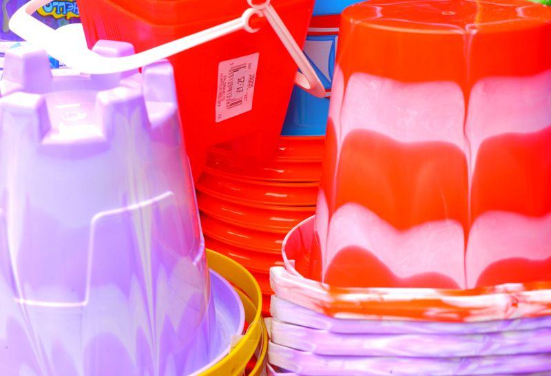 Buckets,joe's