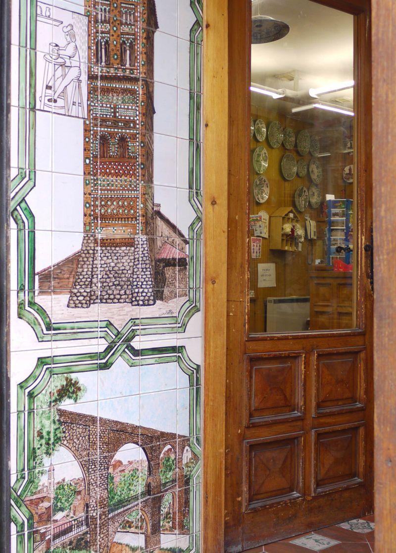 Wall-tiles,shop