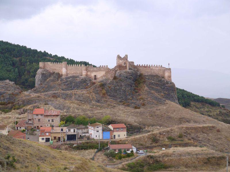 Castle,village