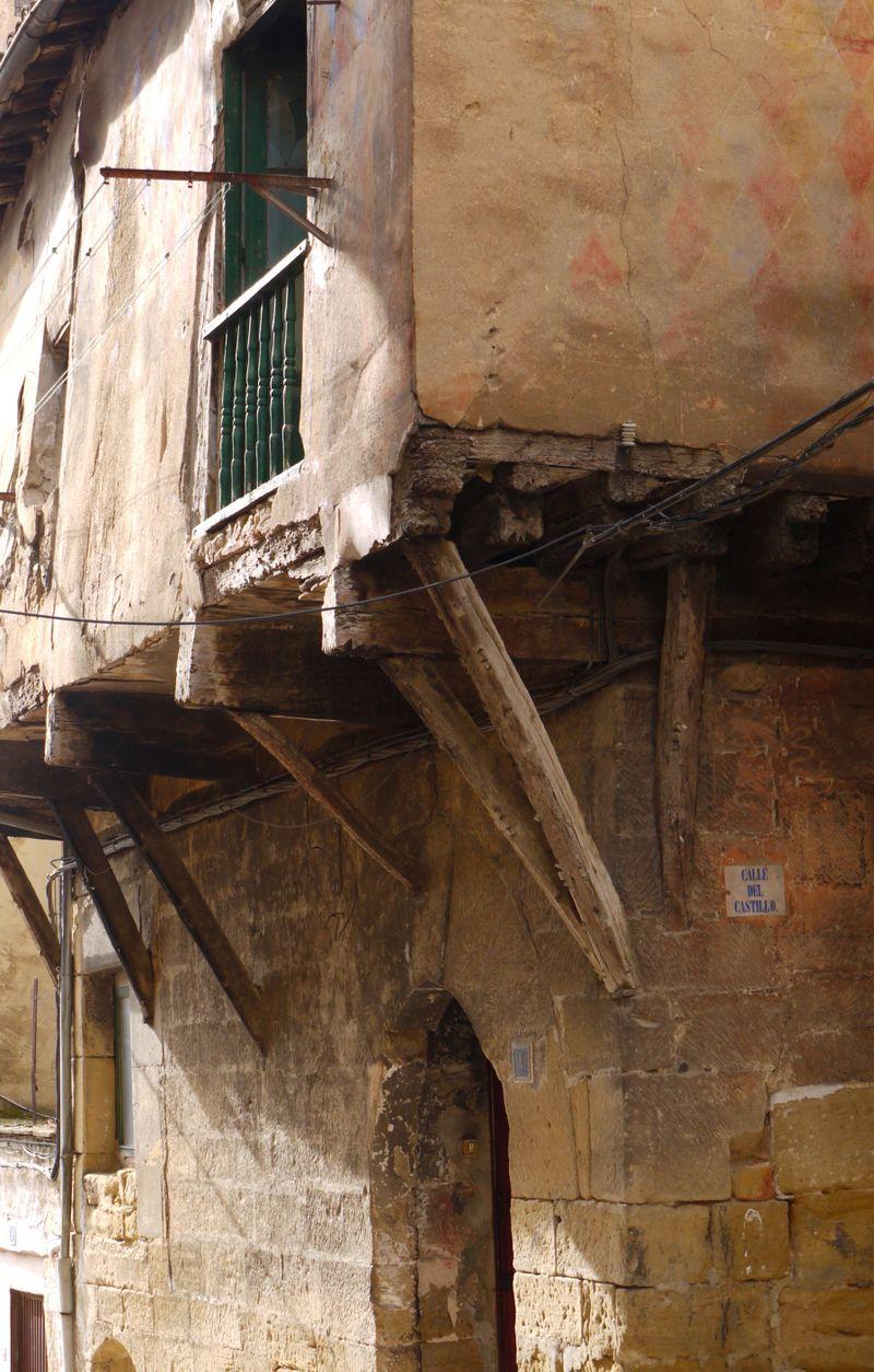 Crumbling-house