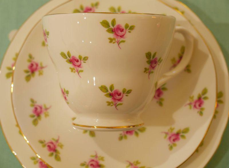 Teacup,saucer