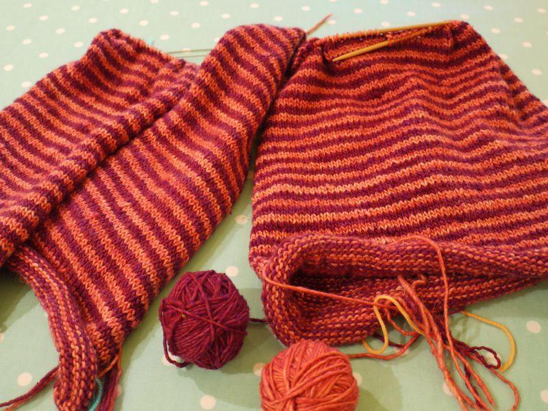 Stripe-jumper