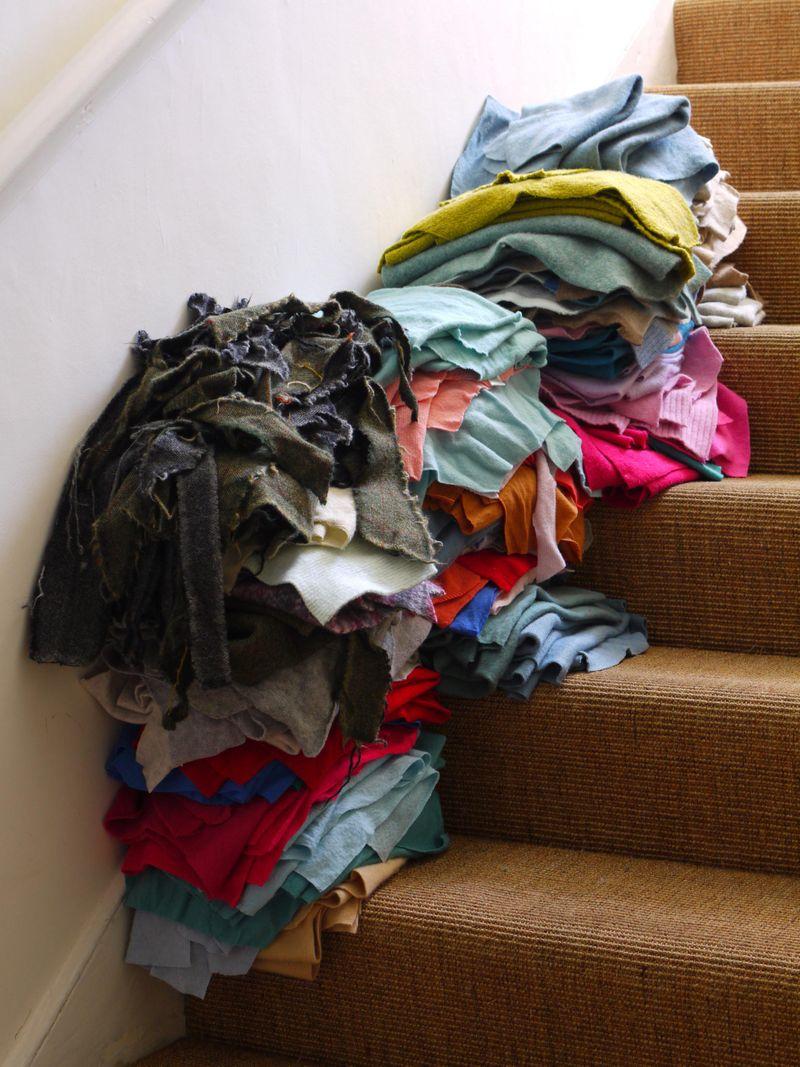 Rag-rug-fabric