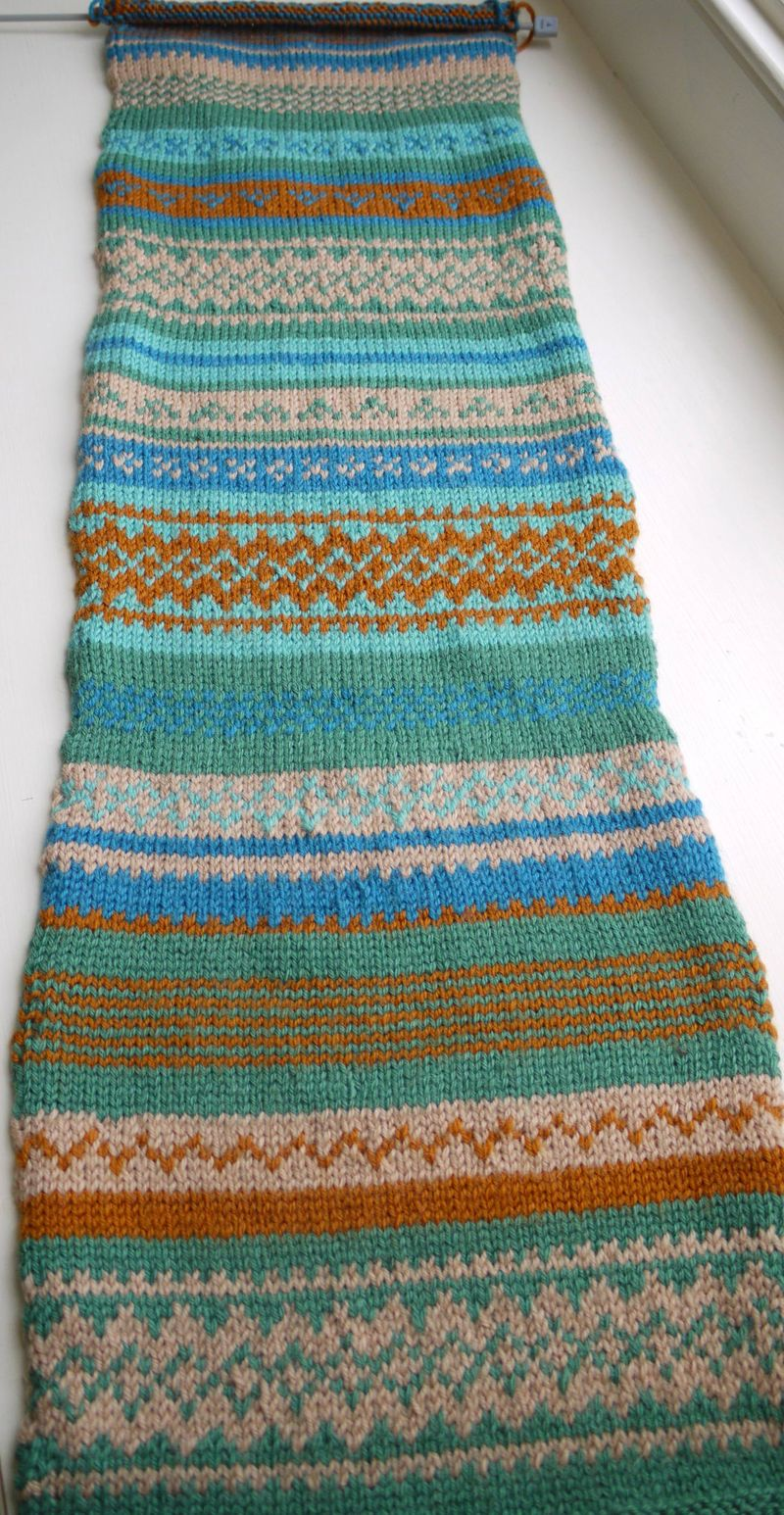 Susan-knit-long-scarf