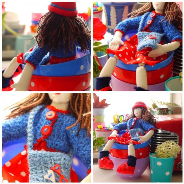 Mosaic penny's doll 2