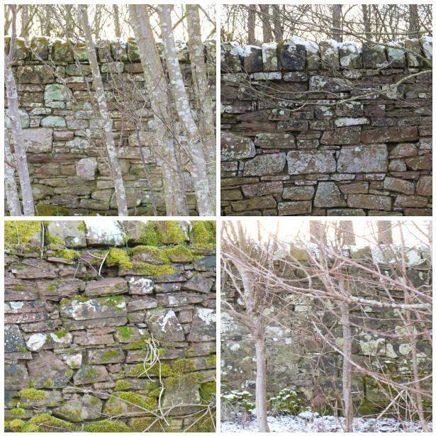 Mosaicwalk,walls