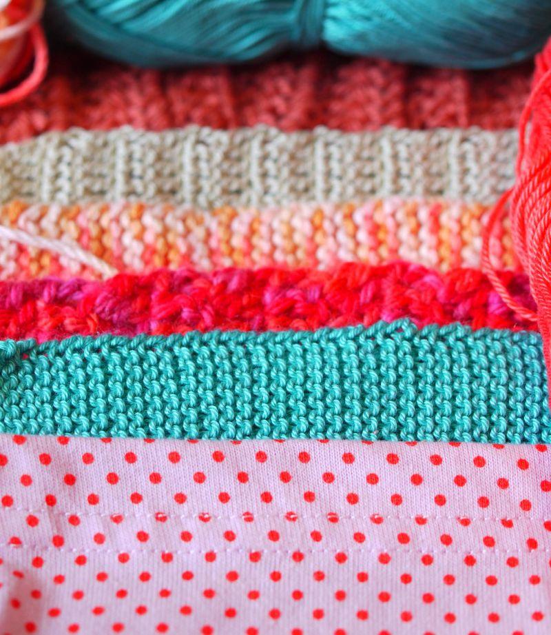 Mixed-fabrics