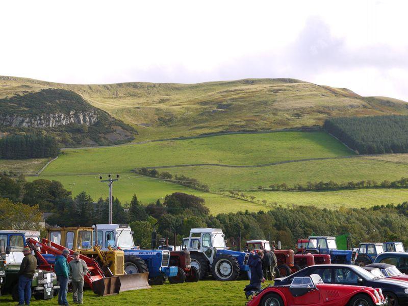 Show-ground,hills