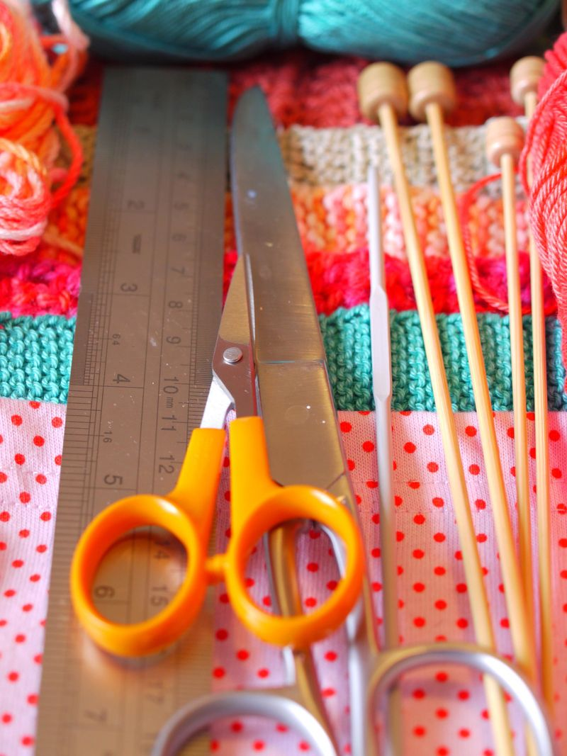 Fabrics,tools