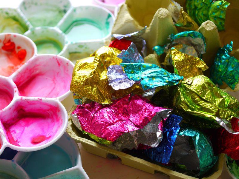 Foils,-palettes