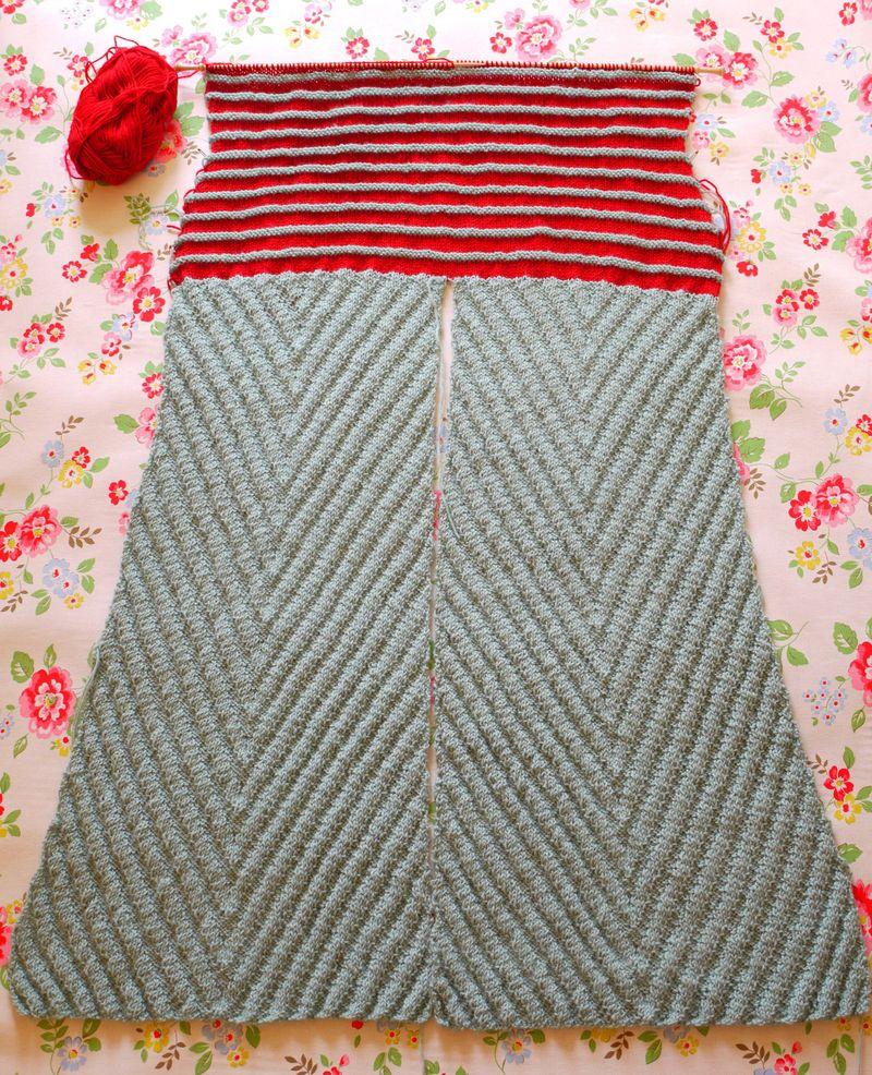 Dress-whole-laid-out