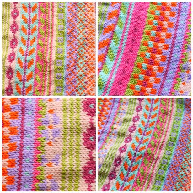 Mosaic, patterns