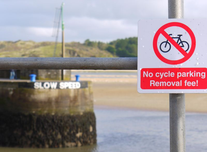 Cycle-parking