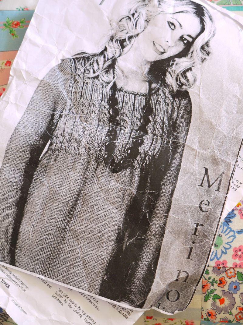 Pattern-for-dress