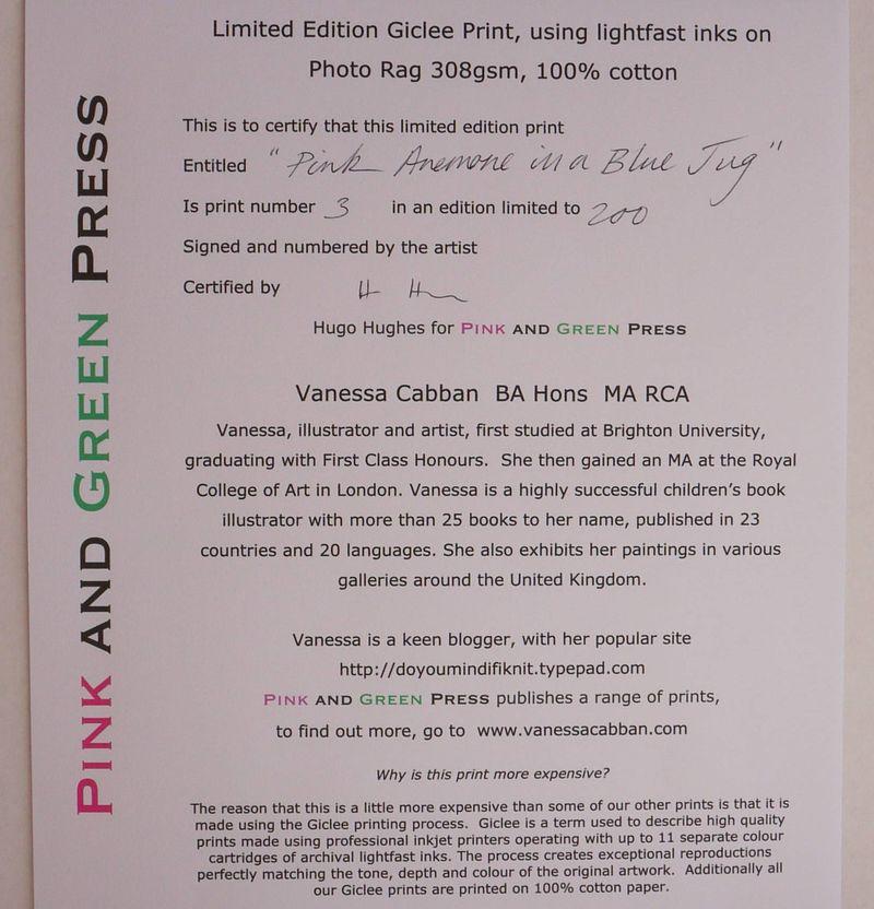 Pink-ranun,-certificate