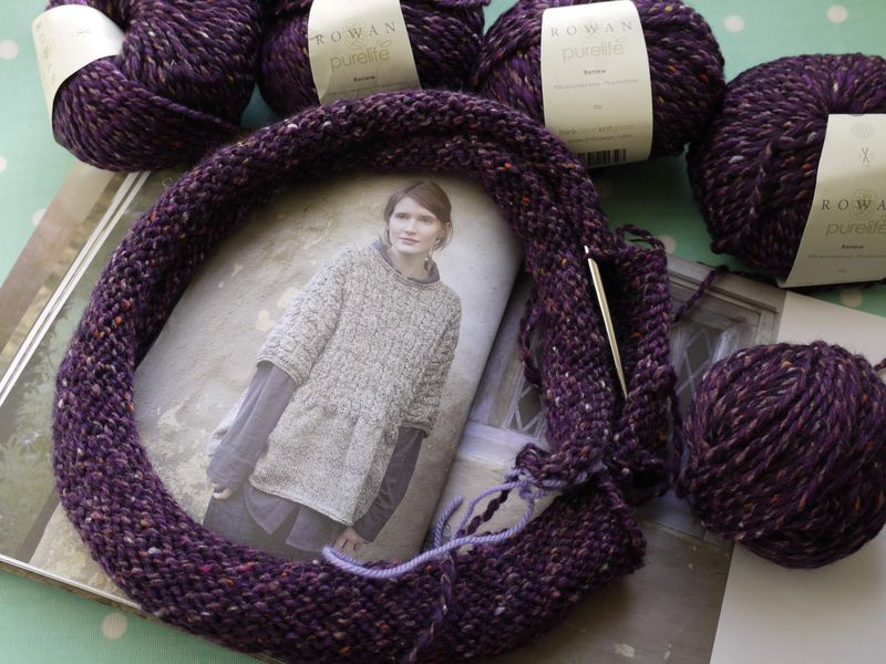 Rowan-yarn,-pattern,-knitti