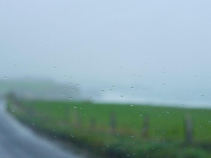 Rain,-windscreen