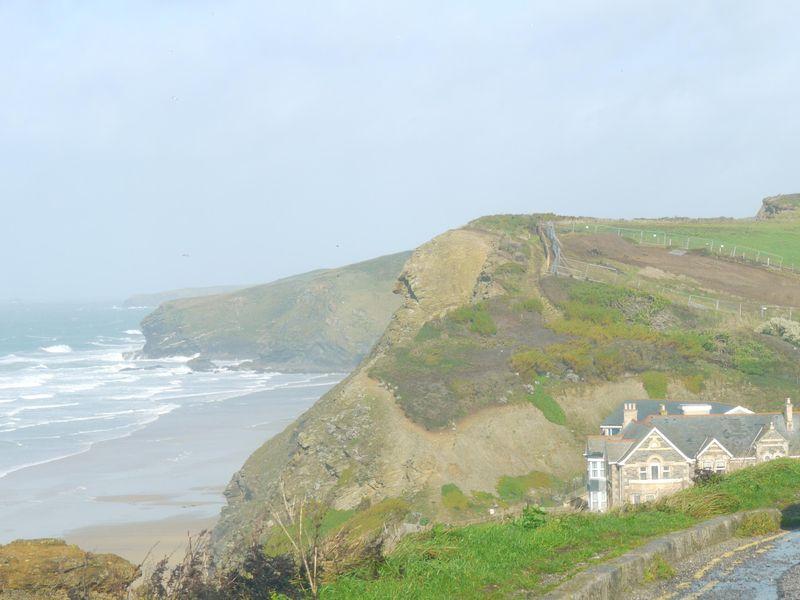 Cornwall-cliffs
