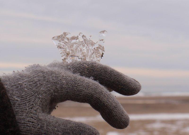 Ice-ring
