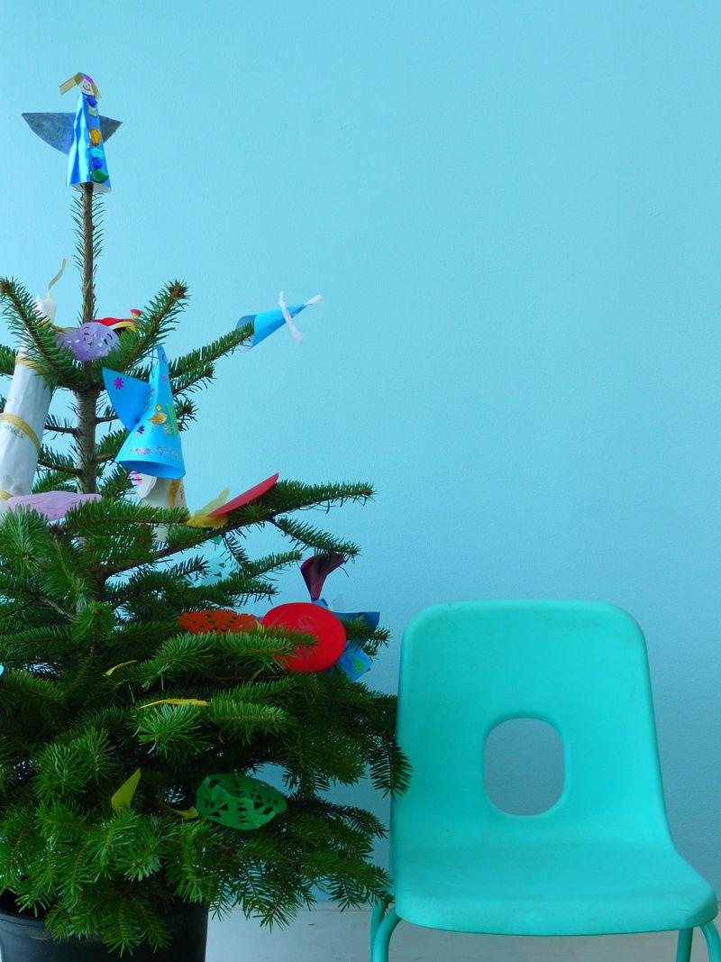Children's-trees,-wchair