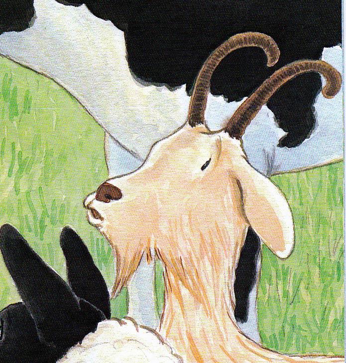 Goat-whistling