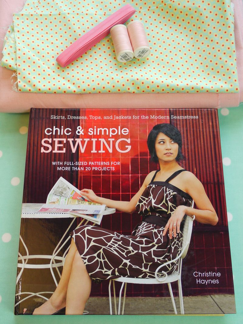 Chic-book-&-fabric