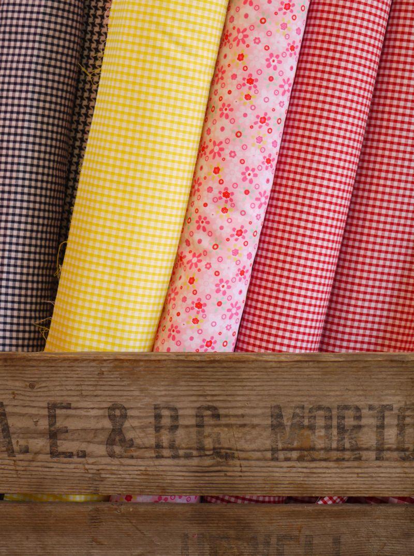Fabric-in-box