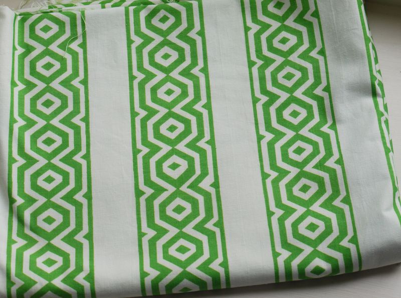 Graphic-print-fabric