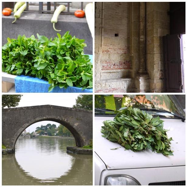 Mosaic herbs chrch bridge
