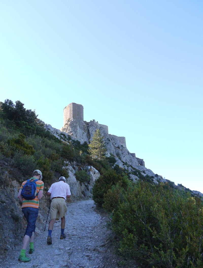 Cathar-castle,-h-and-d