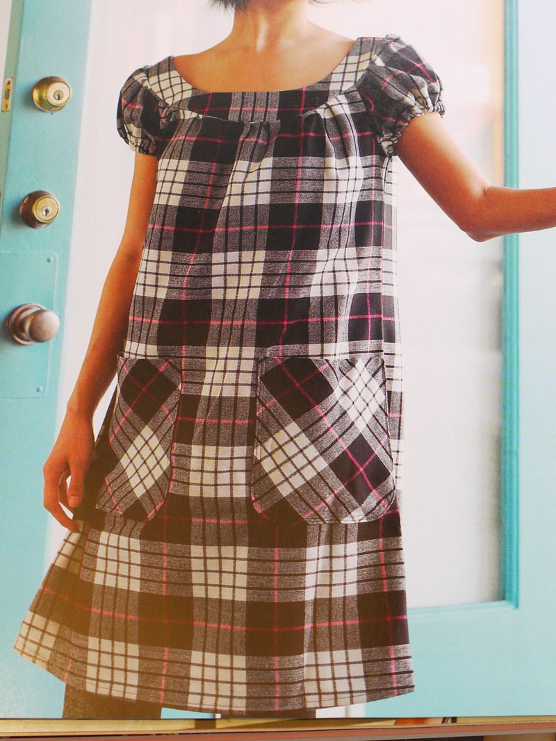 School-dress,-book