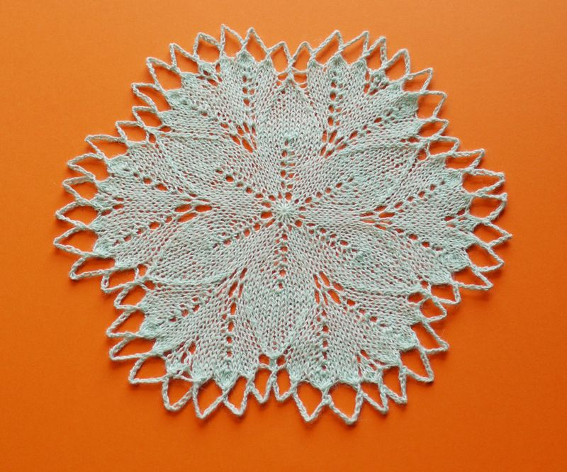 Doily-on-orange,-1st-pic-
