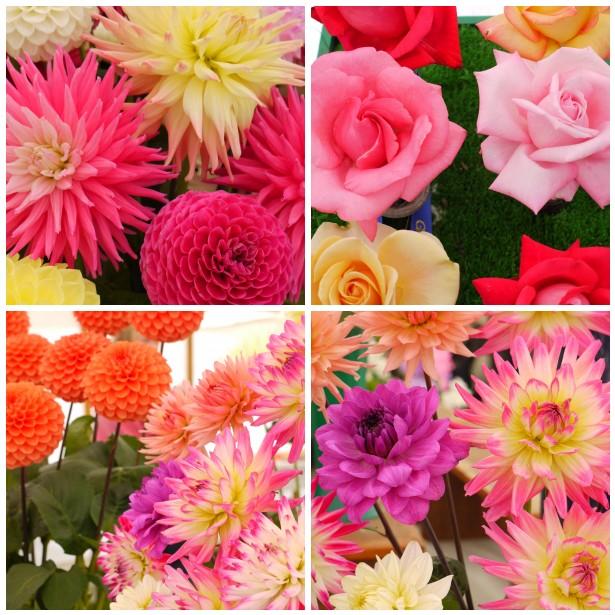 Mosaic FLOWERS 1