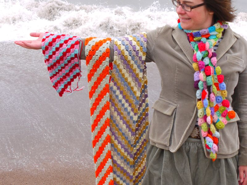 Scarves,-wave-in-back