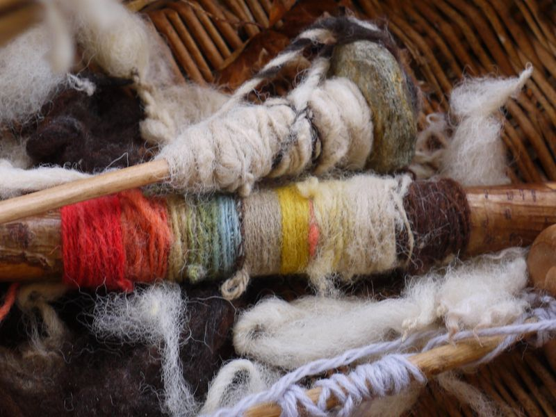 Hand-dyed-yarn-in-basket